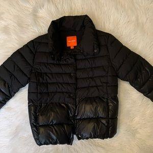 Joe Fresh Women's Blk puffer jacket